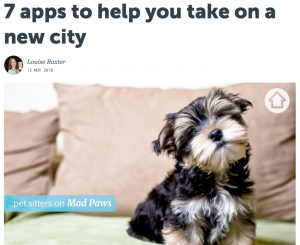 Mad Paws Real Estate In the Press