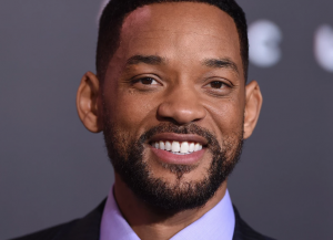 Will Smith Start the New Year Right