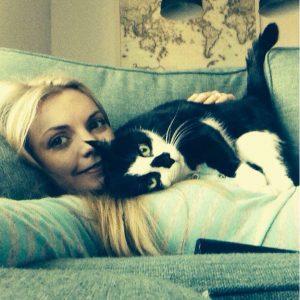 Ollie, Australia's Most Huggable Cat