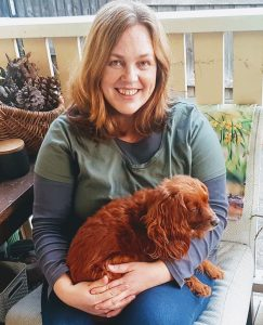 Donna the Mad Paws May Pet Sitter of the Month