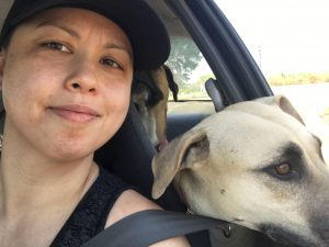 June Pet Sitter Tracey