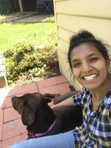 July Pet Sitter of the Month 2019 Harshitha