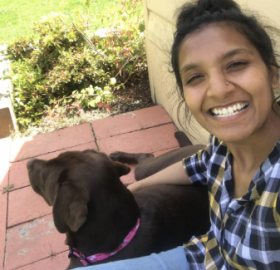 Harshitha Hobart Pet Sitter