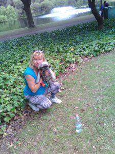 Zsuzsanna December Pet Sitter